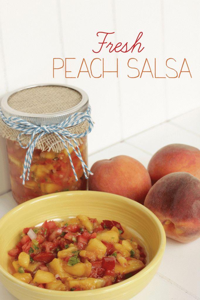 Fresh-Peach-Salsa