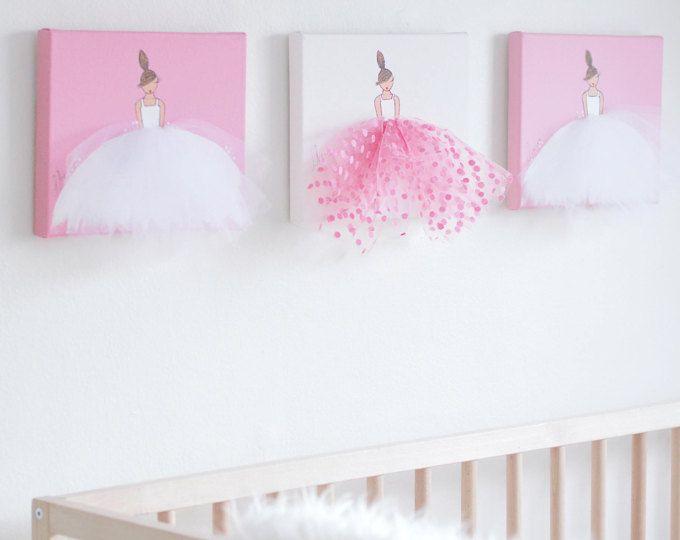25+ Beste Ideeën Over Ballerina Schilderij Op Pinterest