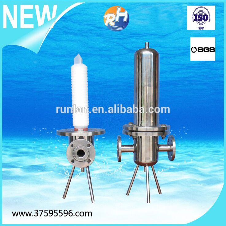 Stainless Steel Hepa Air Filter for Chemical Industry