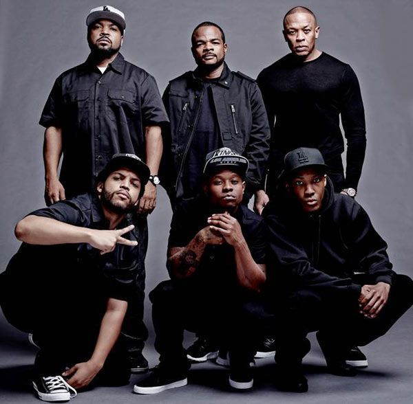N.W.A. %u2018Straight Outta Compton%u2019 Movie: See The First Cast�Photo