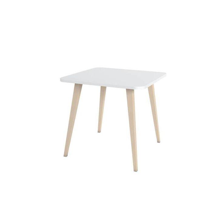 Tavolo quadrato legno Connubia Calligaris Jelly
