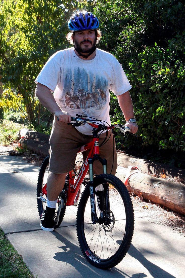 Jack Black #eSpokes #bikes #ebikes