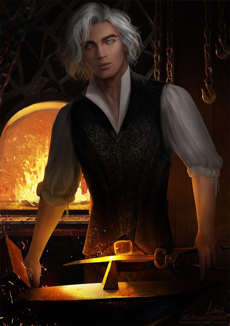 Aegon Stark, 26 anos. Filho de um Stark e uma Targaryen.