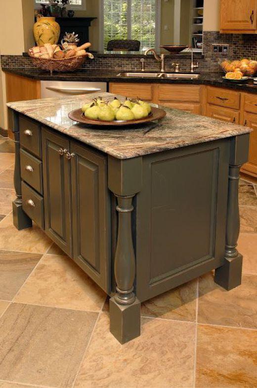 17 best ideas about updating oak cabinets on pinterest for Kitchen update ideas