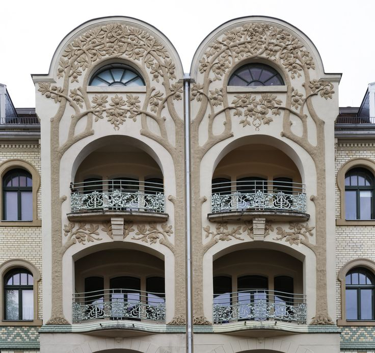 574 best images about arquitectura siglo xix principios for Architektur jugendstil