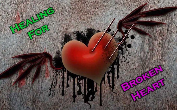 Healing For Broken Heart