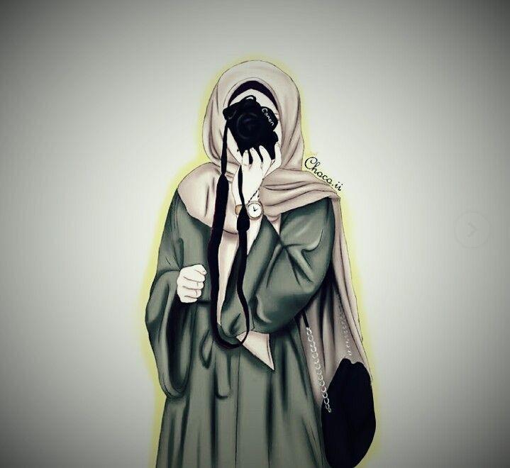 Pin By Sawsan Kb On موهبه Hijab Cartoon Hijab Drawing Girls Cartoon Art