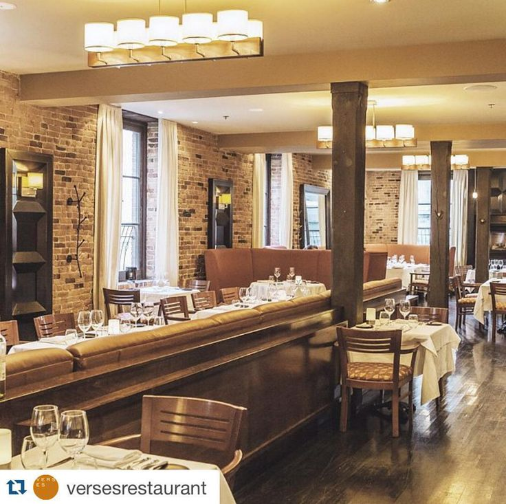 Spotted! Our Celine table lamps setting the perfect ambiance @versesrestaurant #oldport #VieuxPort #montreal #led #cordlesslamp