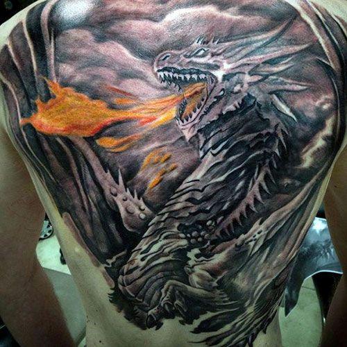 101 Best Dragon Tattoos For Men Cool Design Ideas 2020 Guide Dragon Tattoos For Men Dragon Tattoo Tattoo Designs Men