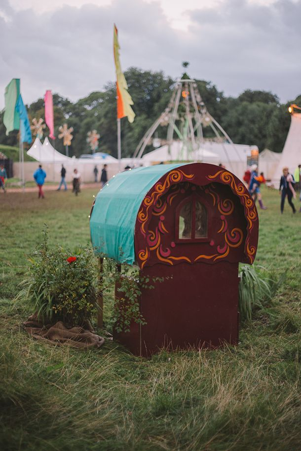 Electric Picnic 2014 with the Little Cinema