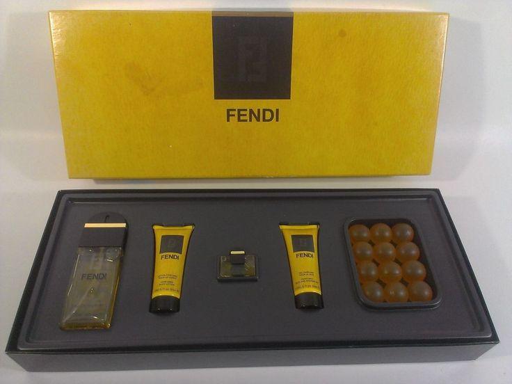Fendi Donna Gift Set Perfume | The Art of Mike Mignola