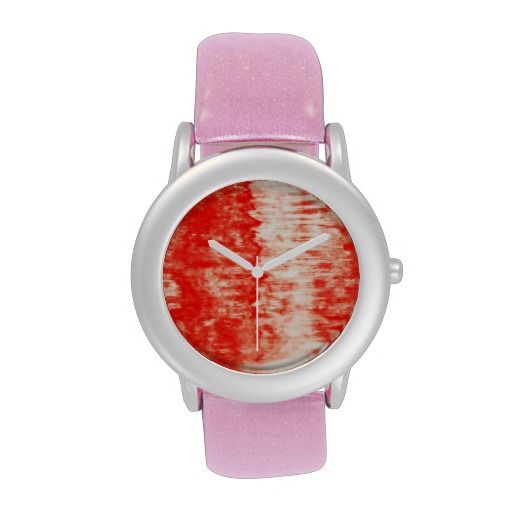 Red Sunrise Watch