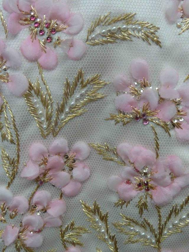 Christian Dior embellishment detail