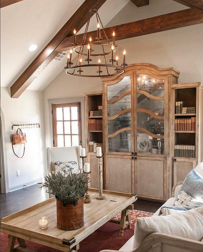 37 Beautiful Farmhouse Interior Designs You'll Swoon For