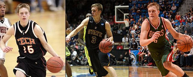 The Rides of March. ...And Beyond:  Nate Wolters