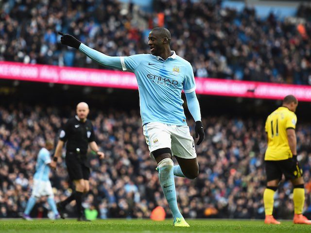 "Yaya Toure ""definitely"" leaving Manchester City this summer #Transfer_Talk #Manchester_City #Football"