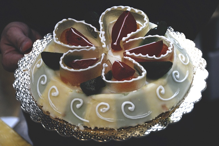 Cassata Siciliana dessert anyone.