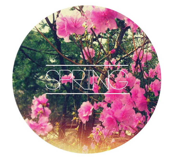 SPRING TIME: Spring Time, Pretty Things
