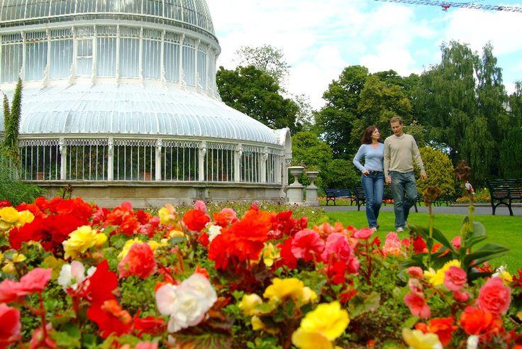 Jardins Botanique de Belfast, Antrim - Northern Ireland Tourist Board