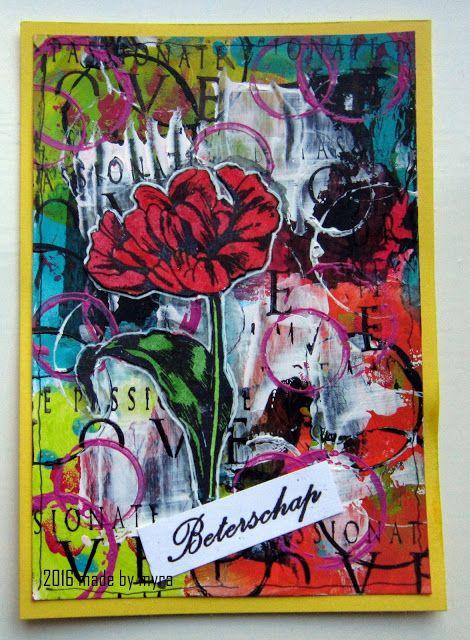 Art Journey Design-team: Tulpen/tulips