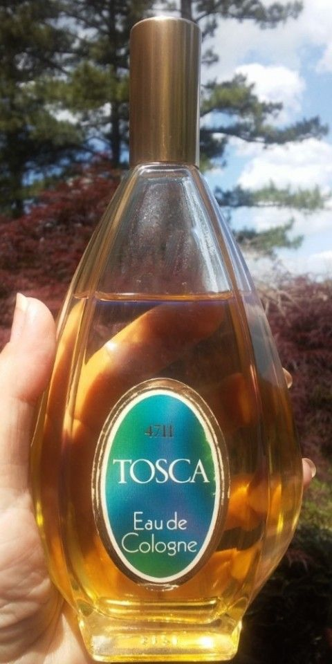4711 Tosca Eau de Cologne 190 ml  Large 3 oz  Women s Splash