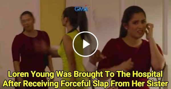 [Todays Viral] Lauren Young was brought to the hospital after receiving a forceful slap from sister Megan Young!