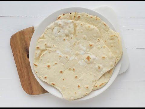 Video: DIY tortilla wraps van spelt - Uit Pauline's Keuken