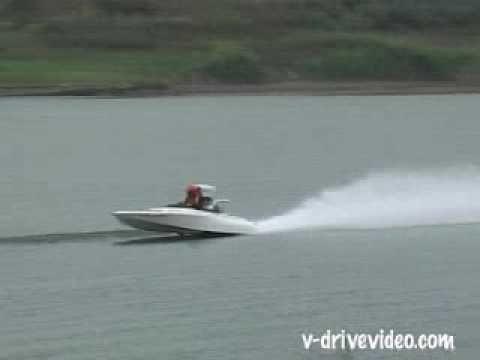 Drive Boats , Flat bottom drag boats