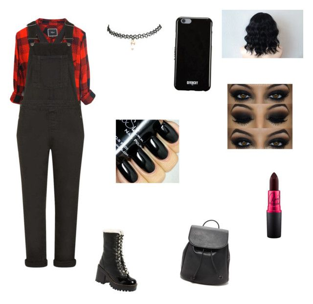 """""""Untitled #36"""" by nat2124 on Polyvore featuring Rails, Topshop, Jeffrey Campbell, Wet Seal, Forever 21, Givenchy, women's clothing, women, female and woman"""