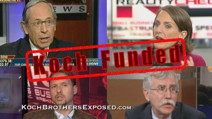 Will you help Senator Sanders expose the Koch Echo Chamber? #2016