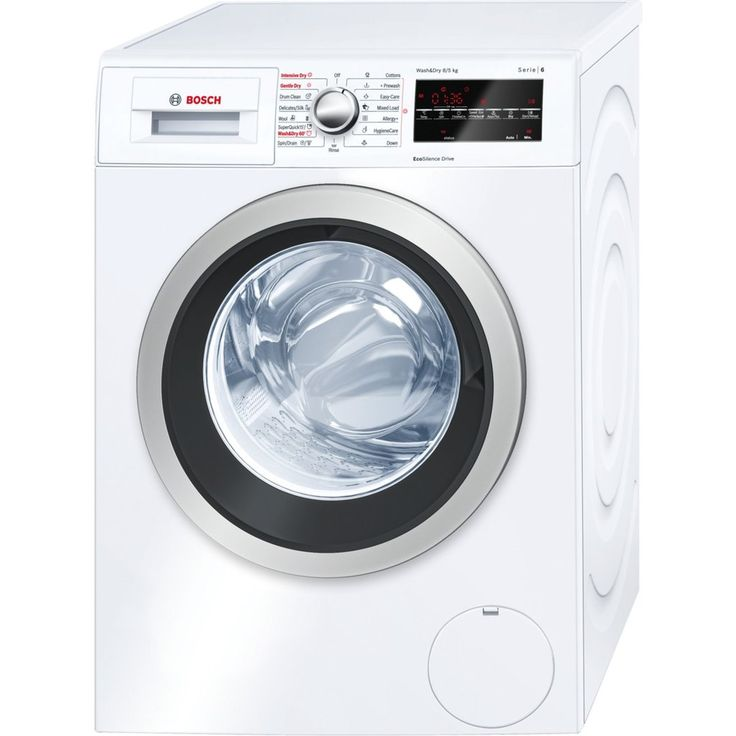 Bosch Serie | 6 WVG30461GB Automatic Washer Dryer