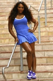 Serena Williams is #77 on Forbes list of The Celebrity 100.  #tennis