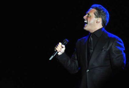 Luis Miguel en Concierto 10 Febrero