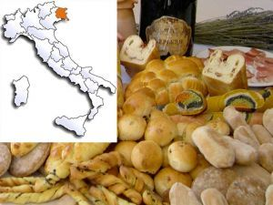 Pane del Friuli Venezia Giulia