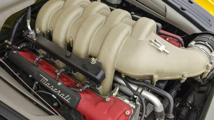 2002 Maserati Cambiocorsa Coupe 4.2/400 HP, Automatic presented as lot F116 at Seattle, WA 2014 - image4