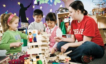 The Importance of Early Childhood Education: The early many years of a young child's life lay the building blocks for life-long learning. Young children learn and develop in an incredible rate; much more than for any other age group.
