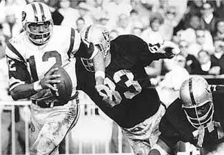 "The Heidi Game. On November 17, 1968, the Raiders scored two touchdowns in the last minute of a tense, penalty-ridden game to overturn a 32-29 Jets lead and win 43-32.  But nobody watching the game at home on TV saw the exciting conclusion, because at 7:00 pm Eastern, right on schedule, NBC switched to a made-for-TV movie of the classic children's story ""Heidi,"" directed by Delbert Mann."