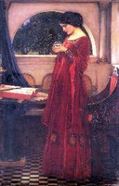 ジョン・ウィリアム・ウォーターハウス (ラファエル前派) 作品の紹介・画像