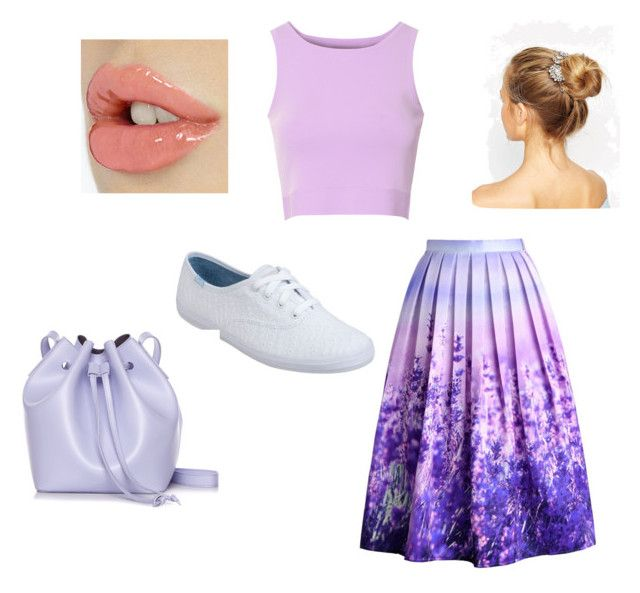 """""""Color of the day. Fair Orchid"""" by cata-caicedo on Polyvore"""
