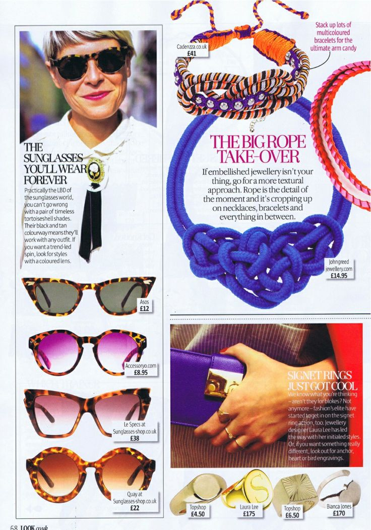 "Our #tortoiseshell #sunglasses were dubbed the '#LBD of the sunglasses world' by #lookmagazine in their edit ""The Sunglasses You'll Wear Forever."" With our #coloured lens, you'll always look #fashion conscious!"