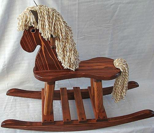 The 25 Best Wood Rocking Horse Ideas On Pinterest Kids