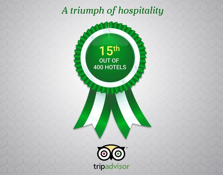 The Shalimar Hotel has been ranked 15th out of the 400 hotels in Mumbai listed on the portal of Tripadvisor. We thank all our guests for rewarding our hospitality with their excellent reviews on the site.