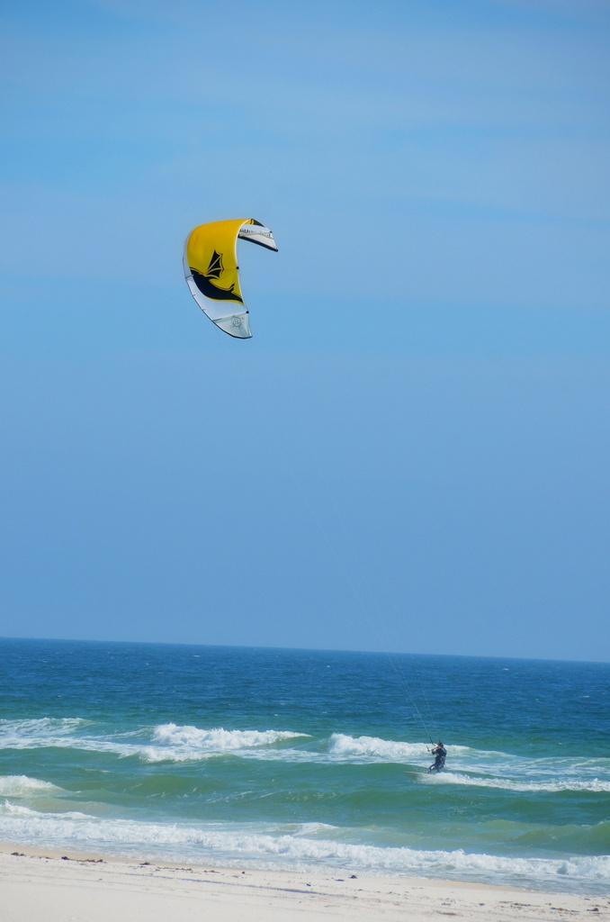 Parasailing In Santa Rosa Beach Florida