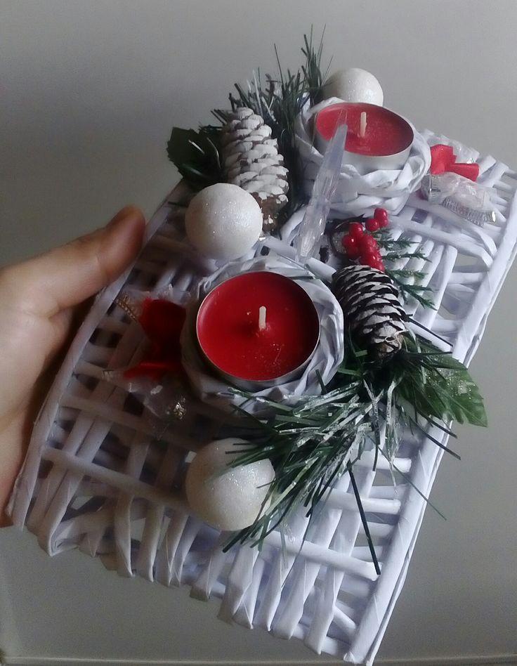 papierowa wiklina autorstwa Anna Borowczyk