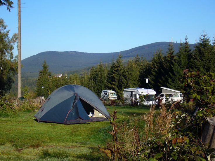 Harz-Camping für Wanderer