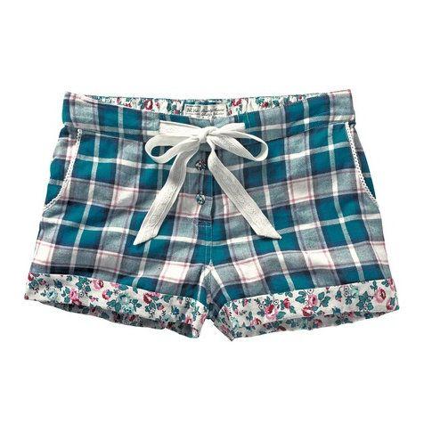 Winterbourne Check Shorts