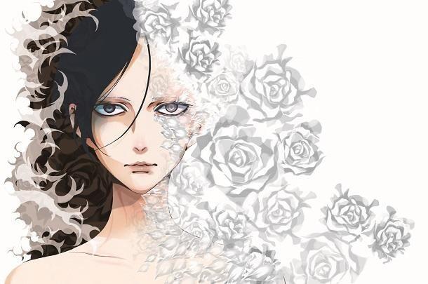 "coupe de Aya Kanno Avis ""rose roi cortège funèbre."""
