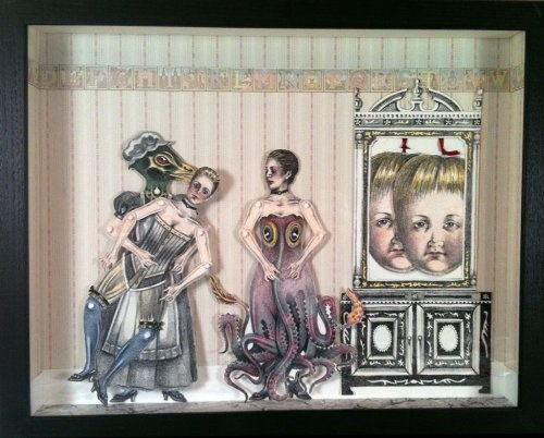"""Doppelgänger"" (2012) Jennifer Linton"