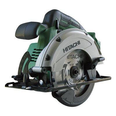 Hitachi 18-Volt 6-1/2-in Cordless Circular Saw with Brake