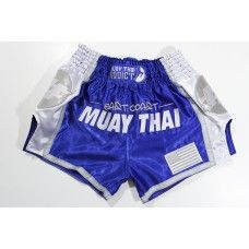 muay thai east coast shorts